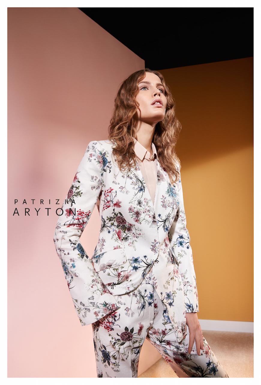 Patrizia Aryton S/S 2018