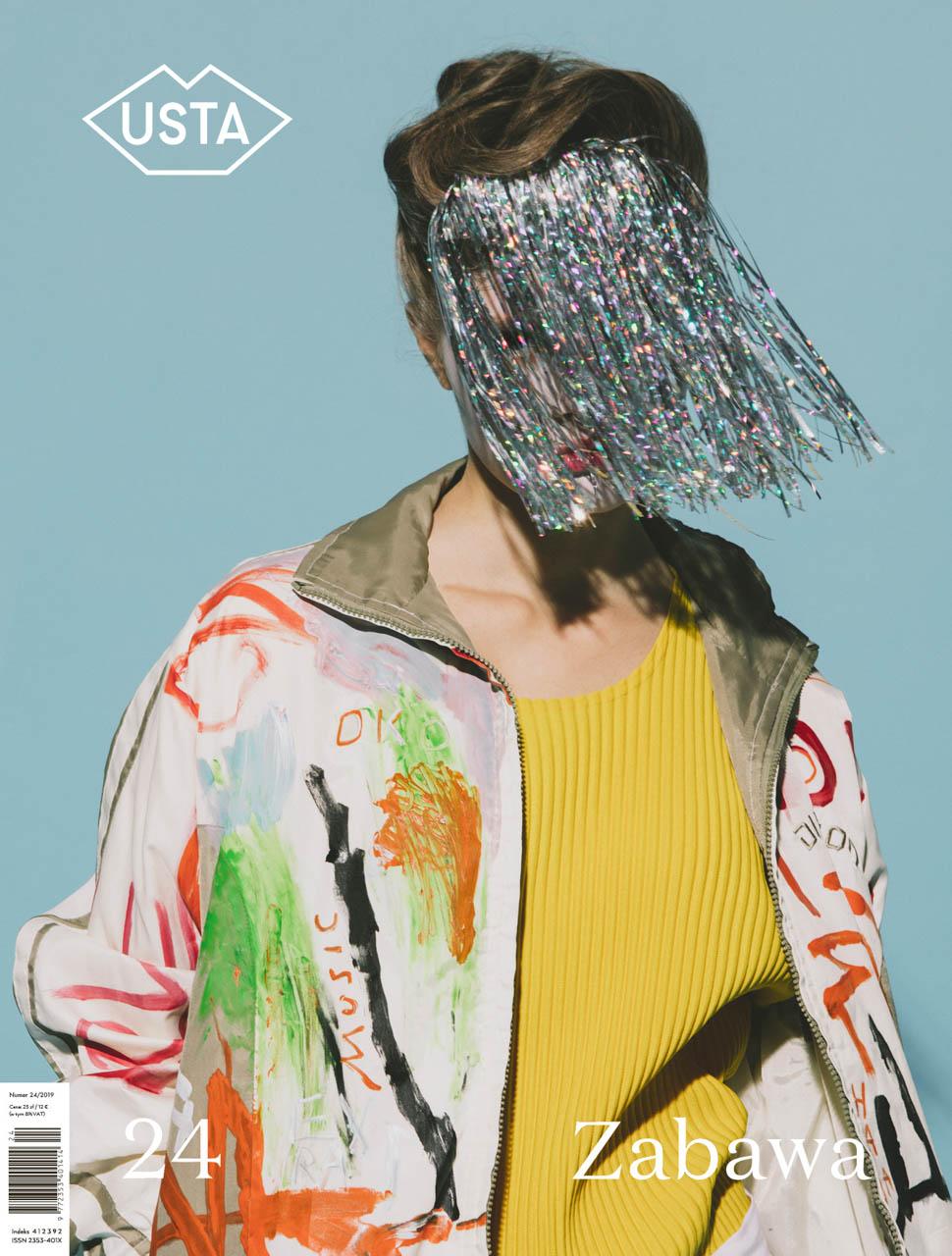 USTA magazine cover