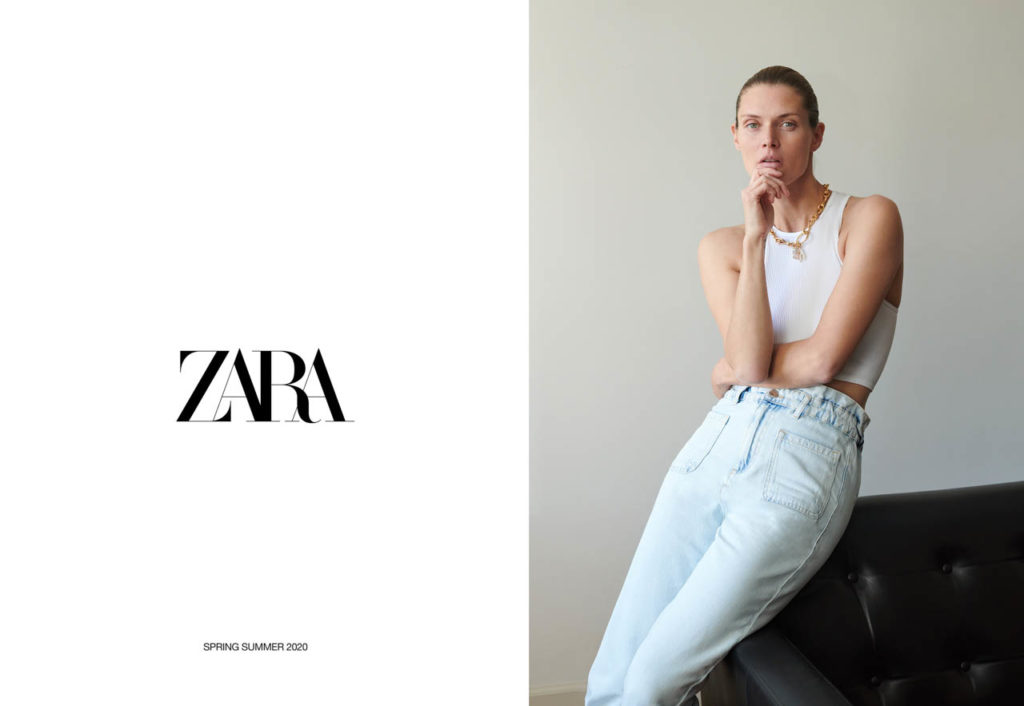Malgosia Bela for ZARA