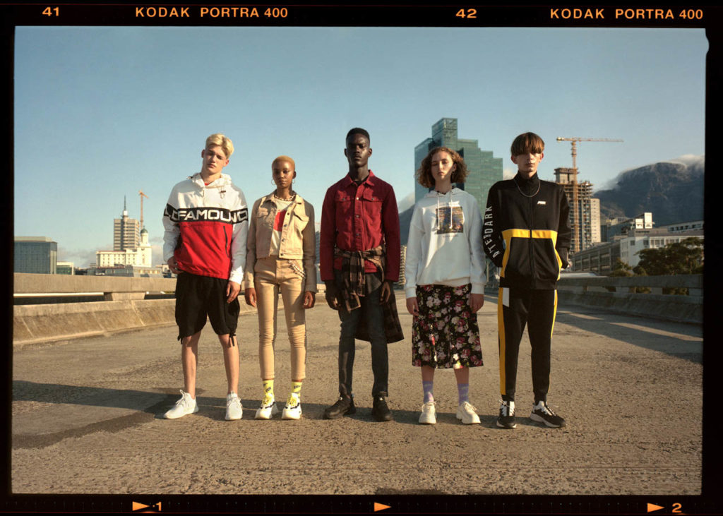 CROPP campaign SS2020 production